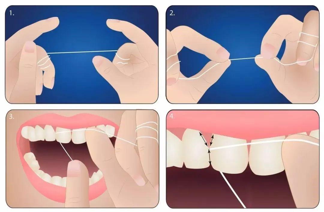 Cách chải răng đúng cách