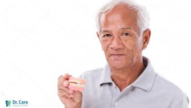Trồng răng giả nguyên hàm bằng Implant không đau