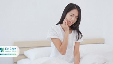 Cẩn thận biến chứng nhổ răng khôn bị nhiễm trùng