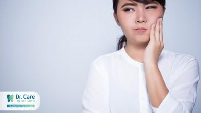 Cẩn thận khi nhổ răng khôn 1 tuần vẫn đau