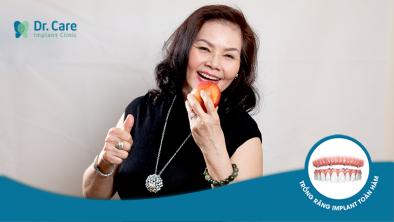 Vì sao khi mất 1 răng có thể dẫn đến mất răng toàn hàm?