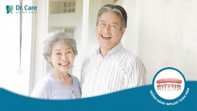3 giải pháp giúp tuổi trung niên thoát khỏi ám ảnh mất răng toàn hàm
