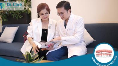 Cùng Bác sĩ Dr. Care phân tích 5 tiêu chí xác định phương pháp trồng răng tốt nhất