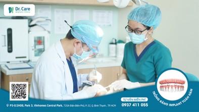 Phương pháp trồng răng implant (cấy ghép implant) cho người bị mất răng