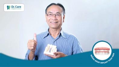 Trồng răng Implant chi phí nhẹ nhàng, thanh toán thoải mái lắm