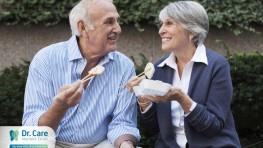 Làm răng giả ở đâu tốt TP. HCM cho người trung niên?