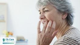 Nguy cơ mắc bệnh tiêu hoá do mất răng lâu năm