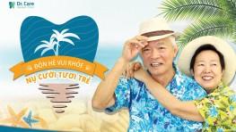 7 bí quyết giúp tuổi trung niên vui hè, sống khỏe nhờ răng Implant