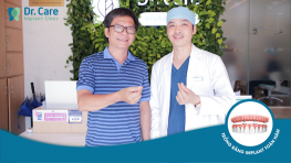 3 cam kết chất lượng điều trị chỉ có tại nha khoa chuyên sâu trồng răng Implant