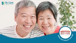 Mất răng bao lâu mới bị tiêu xương hàm, không trồng răng có sao không?