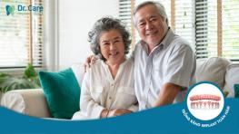 3 bệnh lý răng miệng gây mất răng hàng đầu ở tuổi trung niên