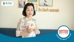 Những nha khoa chuyên sâu trồng răng Implant chăm sóc cô chú khách hàng ra sao?