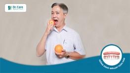 Tìm lại nụ cười tươi trẻ nhờ trồng răng Implant