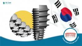 Trụ Implant Dentium Hàn Quốc - Tìm hiểm xuất xứ, ưu điểm và giá cả