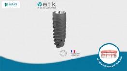 Trụ Implant ETK Active - Tìm hiểm xuất xứ, ưu điểm và giá cả