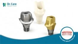 Abutment implant là gì? Nên lựa chọn abutment nào khi trồng răng implant?